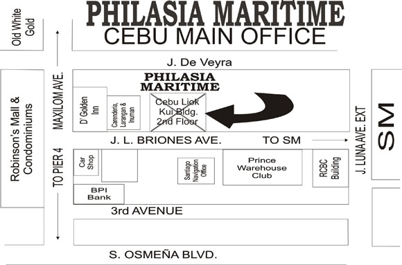 Philasia Site Map